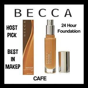 BECCA Ultimate Coverage 24 hour Foundation NEW